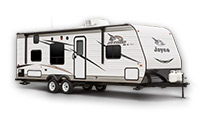 Travel Trailer RVs