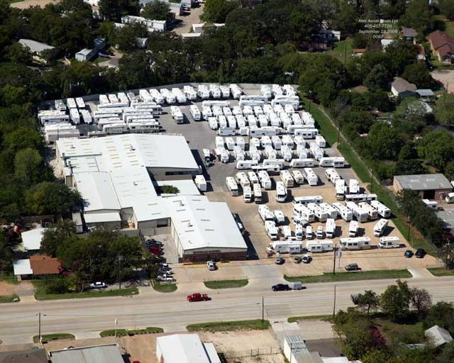 Kennedale Camper Sales Sky View